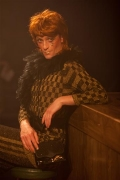 <p>HAMILTON LEE As Gloria In THE DUGOUT, Tobacco Factory Theatre, 2013 / © Toby Farrow</p>